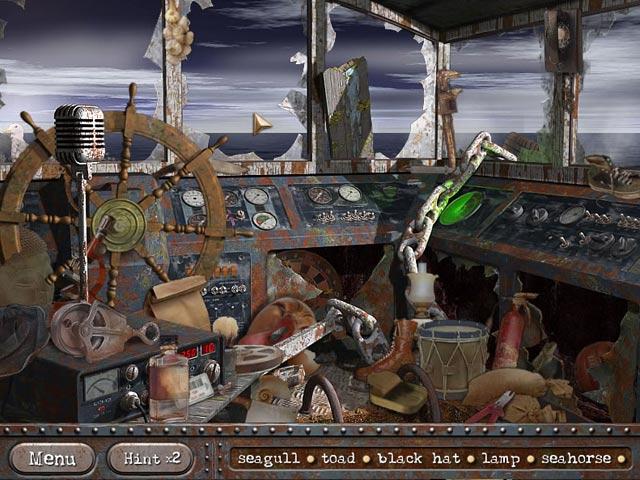 Bezpłatne pobieranie Margrave Manor 2: Lost Ship