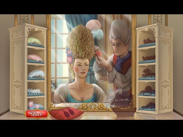 Marie Antoinette's Solitaire