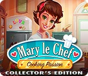 Mary le Chef: Cooking Passion Collector's Edition Game Featured Image