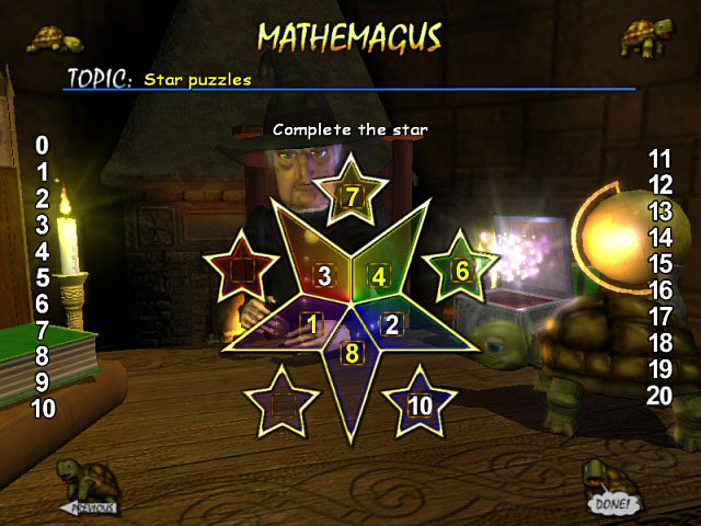 Play  Mathemagus
