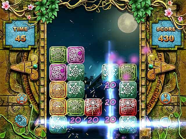 Gra Mayan Puzzle Gra Bezpłatne