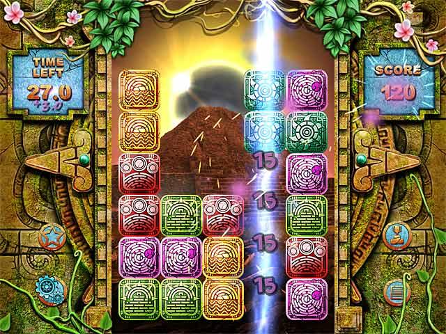 Bezpłatne pobieranie Mayan Puzzle