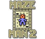 Buy PC games online, download : Maze Man 2