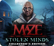 Buy PC games online, download : Maze: Stolen Minds Collector's Edition