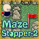 Free online games - game: Maze Stopper 2