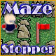 Free online games - game: Maze Stopper