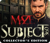 Maze: Subject 360 Collector's Edition Game Featured Image