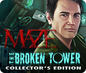 Maze: The Broken Tower Collector's Edition Game Featured Image