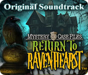 Mystery Case Files: Return to Ravenhearst Original Soundtrack feature