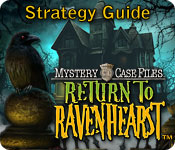 Mystery Case Files: Return to Ravenhearst Strategy Guide feature