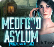 Medford Asylum: Paranormal Case Game Featured Image