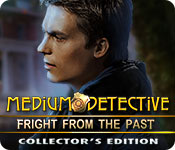 Medium Detective: Fright from the Past Collector's Edition casual game - Get Medium Detective: Fright from the Past Collector's Edition casual game Free Download