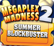 Megaplex Madness 2: Summer Blockbuster Game Featured Image