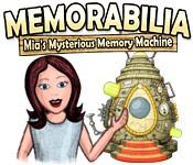 Memorabilia: Mia's Mysterious Memory Machine Game Featured Image