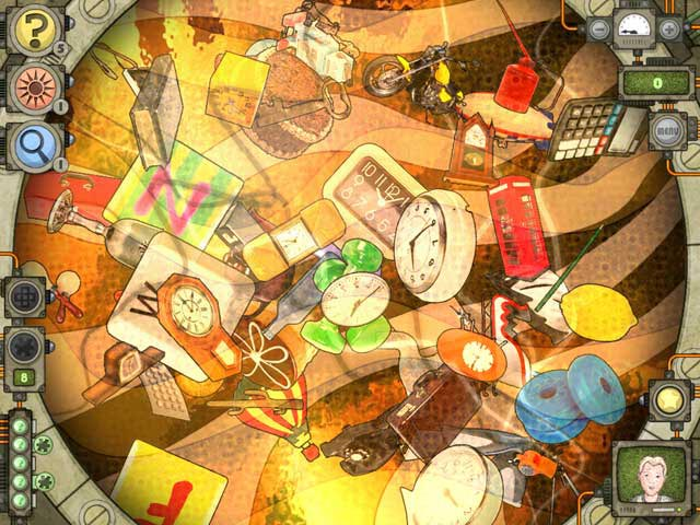 Gra Memorabilia: Mia's Mysterious Memory Machine Gra Bezpłatne