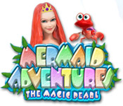 Mermaid Adventures: The Magic Pearl Game Featured Image