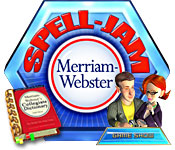 Merriam Webster's Spell-Jam feature