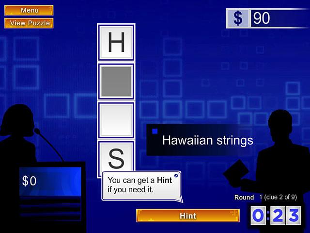 Gra Merv Griffin's Crosswords Gra Bezpłatne