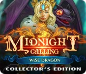 Midnight Calling: Wise Dragon Collector's Edition Game Featured Image