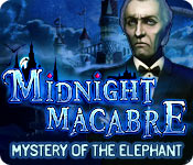 Midnight Macabre: Mystery of the Elephant for Mac Game