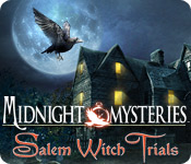 Midnight Mysteries: Salem Witch Trials Game Featured Image