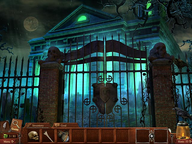 Midnight Mysteries 3: Devil on the Mississippi - Screenshot