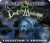 Midnight Mysteries 3: Devil on the Mississippi Collector's Edition Game Featured Image