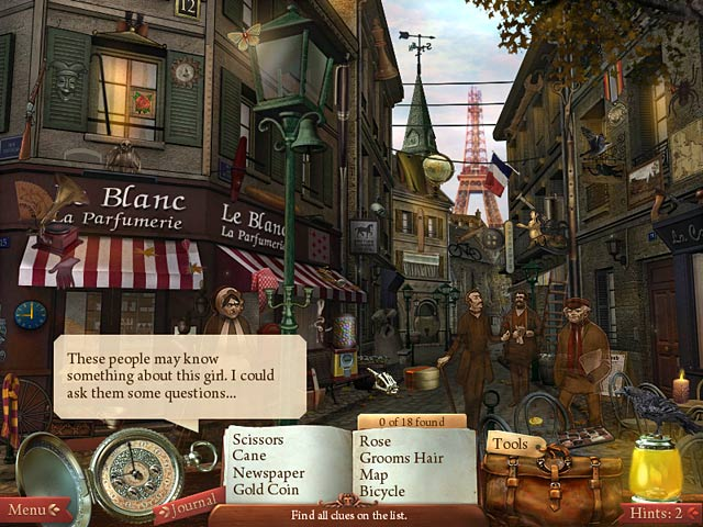 Midnight Mysteries: The Edgar Allan Poe Conspiracy Screenshots