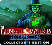 Midnight Mysteries: Ghostwriting Collector's Edition Game Featured Image