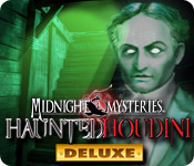 Midnight Mysteries: Haunted Houdini Deluxe Game Featured Image