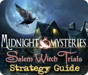 Midnight Mysteries: The Salem Witch Trials Strategy Guide feature