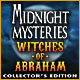 Midnight Mysteries: Witches of Abraham Collector's Edition - Mac
