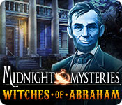Midnight Mysteries: Witches of Abraham Game Featured Image