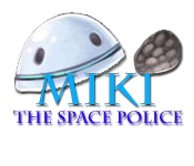 Buy PC games online, download : Miki the Space Police
