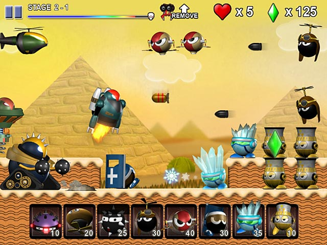 Mini Robot Wars Screenshot http://games.bigfishgames.com/en_mini-robot-wars/screen2.jpg