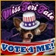 Free online games - game: Miss Teri Tale: Vote 4 Me