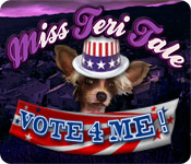 Miss Teri Tale: Vote 4 Me
