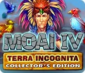 Moai IV: Terra Incognita Collector's Edition for Mac Game
