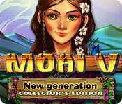 Moai V: New Generation Collector's Edition Game Featured Image