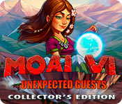 Buy PC games online, download : Moai VI: Unexpected Guests Collector's Edition