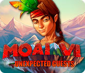 Moai VI: Unexpected Guests for Mac Game