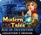 Modern Tales: Age of Invention Collector's Edition for Mac Game