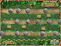 in-game screenshot : Monkey Money (pc) - Go ape crazy in the Jungle Jackpot.
