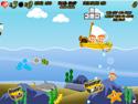in-game screenshot : Monkey Treasures (og) - Dive into some Monkey Treasures!