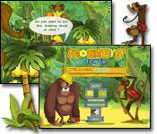 Monkeys Tower Game