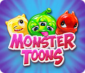 Monster Toons Game Featured Image