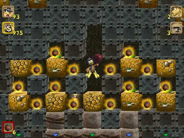Moorhuhn: The Jewel of Darkness Screenshots