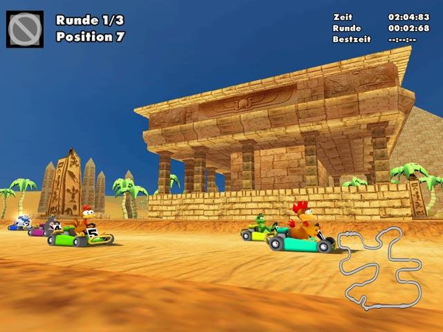 Click To Download Moorhuhn Kart 2