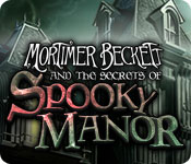 Mortimer Beckett and the Secrets of Spooky Manor Game Featured Image