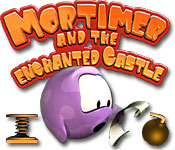 Mortimer and the Enchanted Castle Feature Game